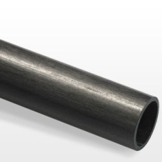 Awa Pultruded Carbon Tube 10mm (D.E.) 8mm (D.I.)
