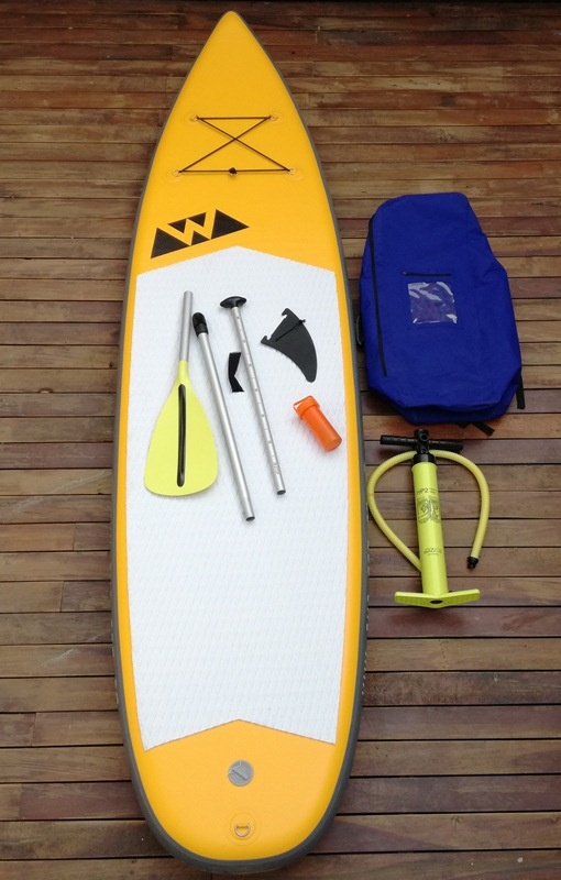 Awa Sup Inflable All Round paddle board