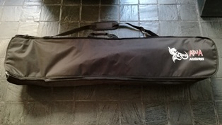 Awa Snwobard Travel Boardbag (ruedas)